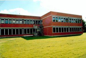 Schulgebäude 1986